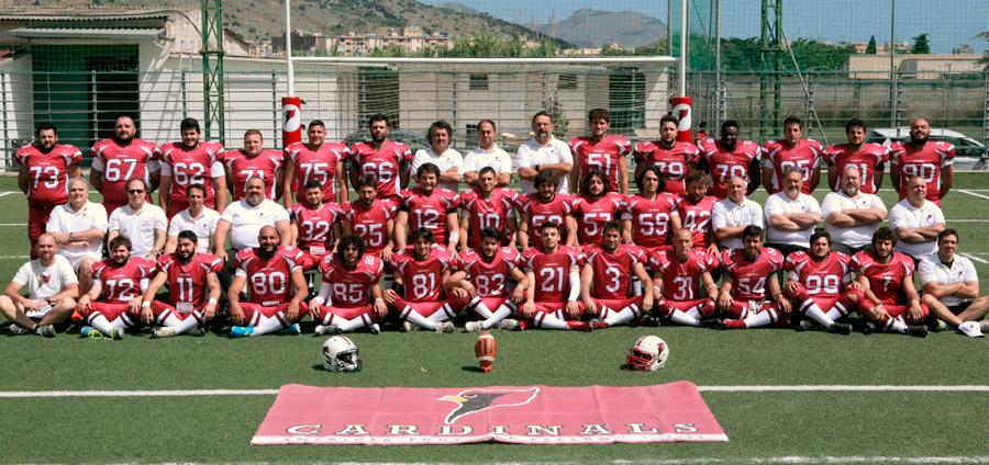 """Cardinals, il sostegno di """"Palermo al Vertice"""""""