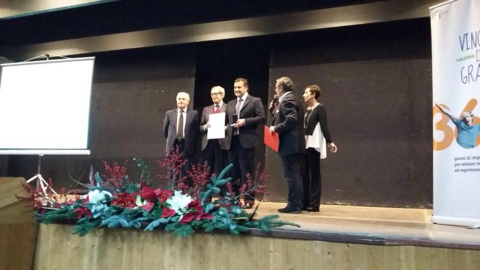 Doppio premio per il TeLiMar, le congratulazioni del Consorzio