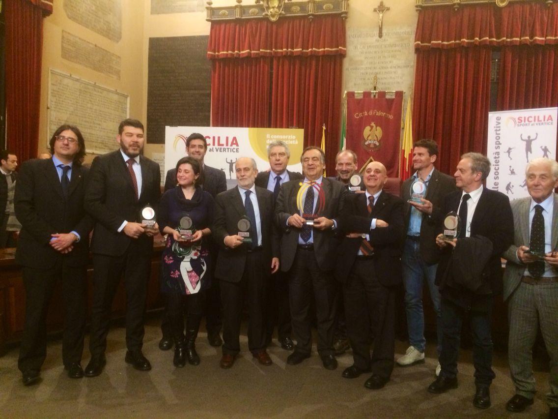 """Grande successo per la presentazione di """"Sicilia Sport al Vertice"""""""