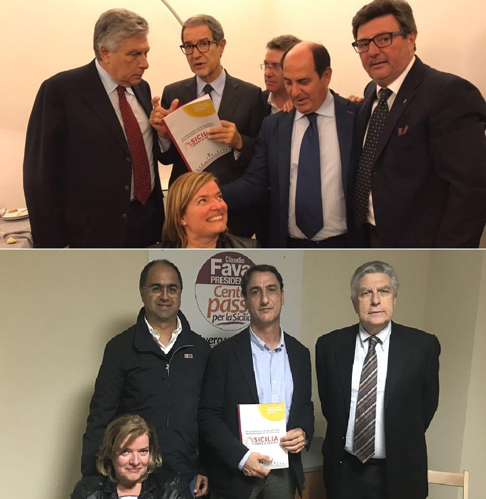 Sicilia al Vertice: con Musumeci e Fava si chiudono gli incontri del Consorzio con i candidati all'Ars