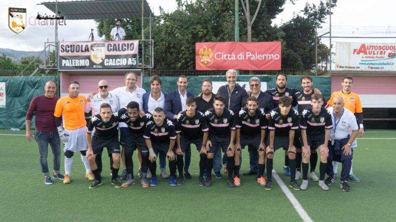 La famiglia di Palermo al Vertice si allarga: l'ASD Palermo Calcio a 5 entra a far parte del Consorzio