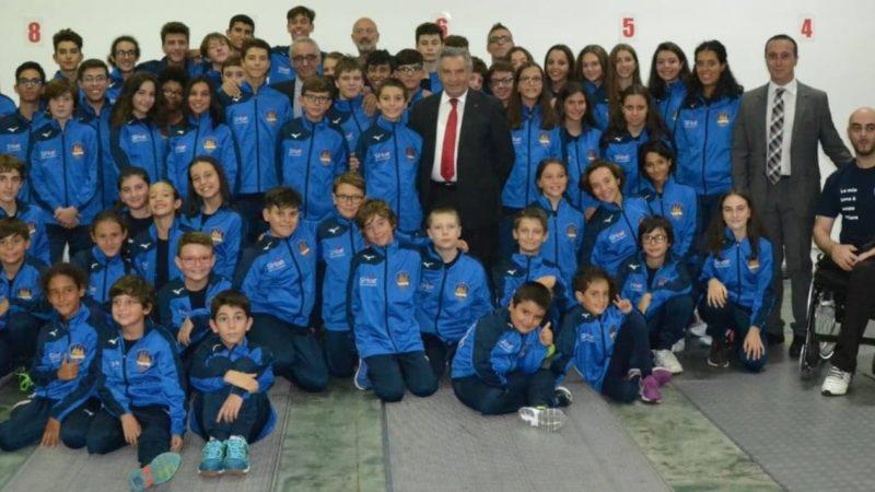 Palermo al Vertice: diamo il benvenuto al Club Scherma Palermo