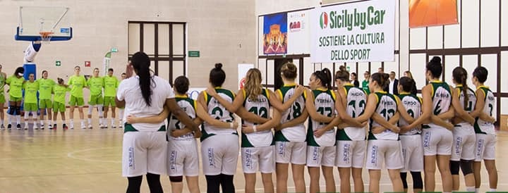Verga Basket femminile: non ci sono i soldi per l'A1. L'anno prossimo si ricomincia dalla B