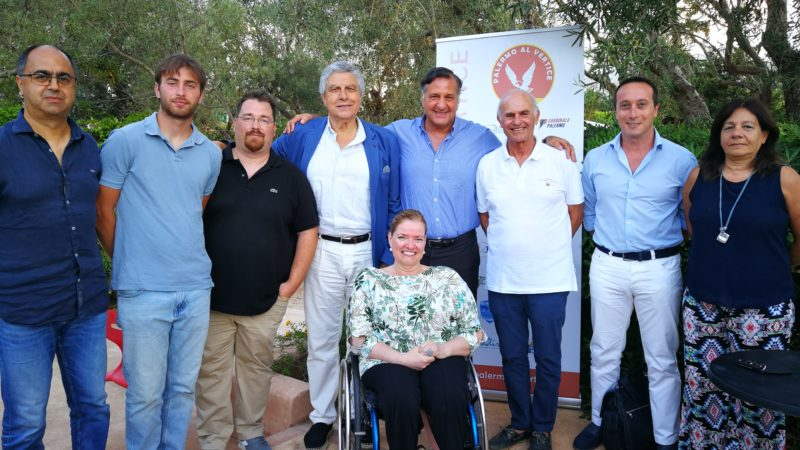 Palermo al Vertice riparte con il benvenuto ufficiale a quattro Società