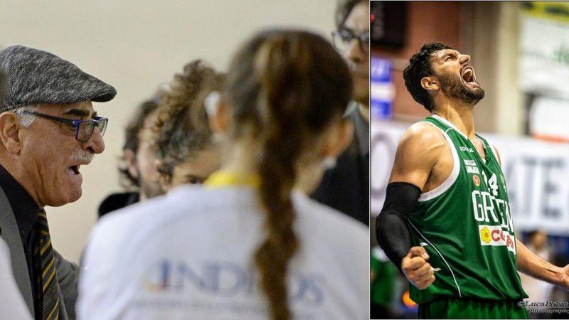 Verga e Green Basket: le due facce del basket palermitano post Covid19