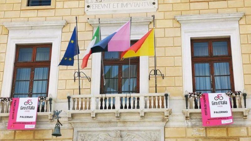 Giro d'Italia: tra un mese il via da Monreale